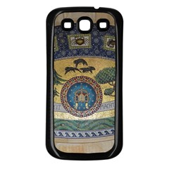Peace Monument Werder Mountain Samsung Galaxy S3 Back Case (black)