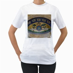 Peace Monument Werder Mountain Women s T Shirt (white)
