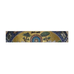 Peace Monument Werder Mountain Flano Scarf (mini)