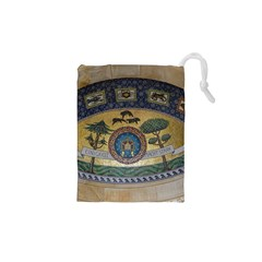 Peace Monument Werder Mountain Drawstring Pouches (xs)