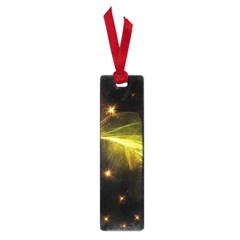 Particles Vibration Line Wave Small Book Marks