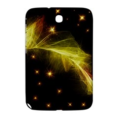Particles Vibration Line Wave Samsung Galaxy Note 8 0 N5100 Hardshell Case
