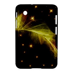 Particles Vibration Line Wave Samsung Galaxy Tab 2 (7 ) P3100 Hardshell Case