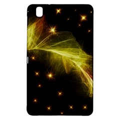Particles Vibration Line Wave Samsung Galaxy Tab Pro 8 4 Hardshell Case