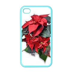 Star Of Bethlehem Star Red Apple Iphone 4 Case (color)