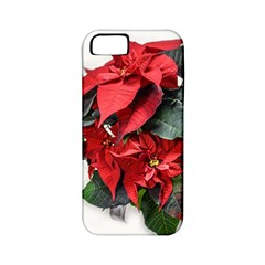 Star Of Bethlehem Star Red Apple Iphone 5 Classic Hardshell Case (pc+silicone)