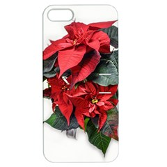 Star Of Bethlehem Star Red Apple Iphone 5 Hardshell Case With Stand