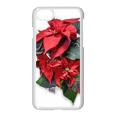 Star Of Bethlehem Star Red Apple Iphone 7 Seamless Case (white)