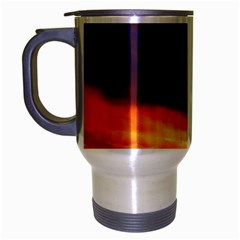 Sunset The Pacific Ocean Evening Travel Mug (silver Gray)