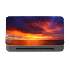 Sunset The Pacific Ocean Evening Memory Card Reader With Cf
