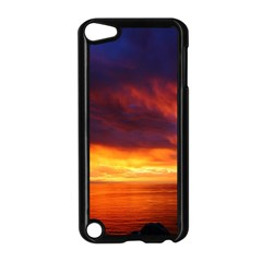 Sunset The Pacific Ocean Evening Apple Ipod Touch 5 Case (black)