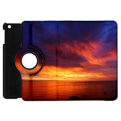 Sunset The Pacific Ocean Evening Apple Ipad Mini Flip 360 Case