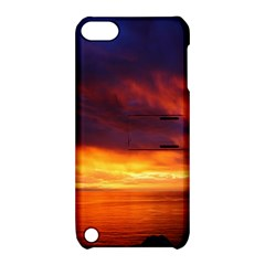 Sunset The Pacific Ocean Evening Apple iPod Touch 5 Hardshell Case with Stand