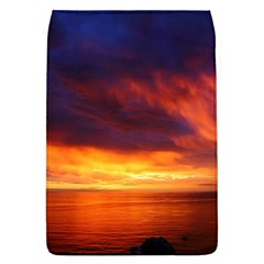 Sunset The Pacific Ocean Evening Flap Covers (l)