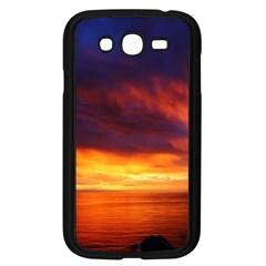 Sunset The Pacific Ocean Evening Samsung Galaxy Grand Duos I9082 Case (black)