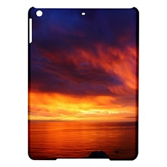 Sunset The Pacific Ocean Evening Ipad Air Hardshell Cases