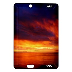 Sunset The Pacific Ocean Evening Amazon Kindle Fire Hd (2013) Hardshell Case