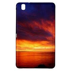 Sunset The Pacific Ocean Evening Samsung Galaxy Tab Pro 8 4 Hardshell Case
