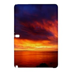 Sunset The Pacific Ocean Evening Samsung Galaxy Tab Pro 12 2 Hardshell Case