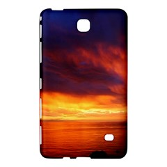 Sunset The Pacific Ocean Evening Samsung Galaxy Tab 4 (7 ) Hardshell Case