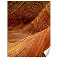 Sandstone The Wave Rock Nature Red Sand Canvas 12  X 16