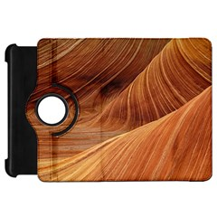 Sandstone The Wave Rock Nature Red Sand Kindle Fire Hd 7