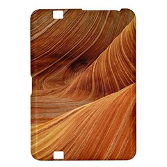 Sandstone The Wave Rock Nature Red Sand Kindle Fire Hd 8 9