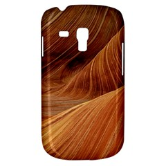Sandstone The Wave Rock Nature Red Sand Galaxy S3 Mini