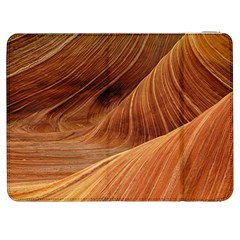 Sandstone The Wave Rock Nature Red Sand Samsung Galaxy Tab 7  P1000 Flip Case