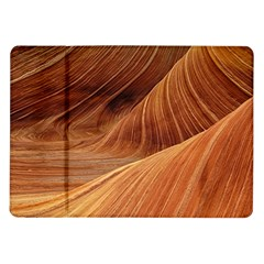 Sandstone The Wave Rock Nature Red Sand Samsung Galaxy Tab 10 1  P7500 Flip Case