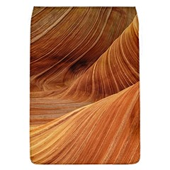 Sandstone The Wave Rock Nature Red Sand Flap Covers (l)