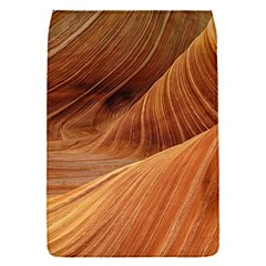 Sandstone The Wave Rock Nature Red Sand Flap Covers (s)