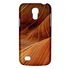Sandstone The Wave Rock Nature Red Sand Galaxy S4 Mini