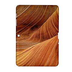 Sandstone The Wave Rock Nature Red Sand Samsung Galaxy Tab 2 (10 1 ) P5100 Hardshell Case