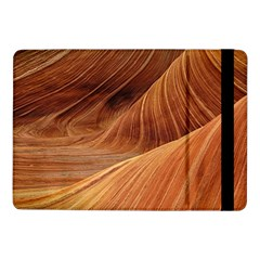 Sandstone The Wave Rock Nature Red Sand Samsung Galaxy Tab Pro 10 1  Flip Case