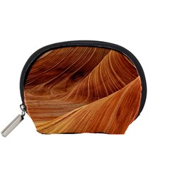 Sandstone The Wave Rock Nature Red Sand Accessory Pouches (small)