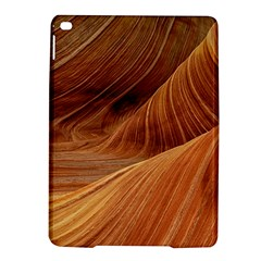 Sandstone The Wave Rock Nature Red Sand Ipad Air 2 Hardshell Cases