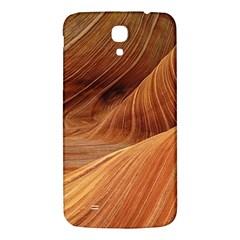 Sandstone The Wave Rock Nature Red Sand Samsung Galaxy Mega I9200 Hardshell Back Case