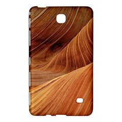 Sandstone The Wave Rock Nature Red Sand Samsung Galaxy Tab 4 (7 ) Hardshell Case
