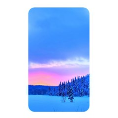 Winter Landscape Snow Forest Trees Memory Card Reader