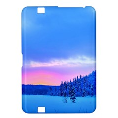 Winter Landscape Snow Forest Trees Kindle Fire Hd 8 9