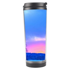 Winter Landscape Snow Forest Trees Travel Tumbler
