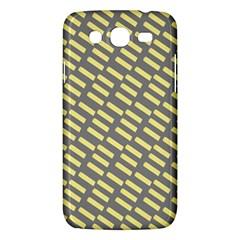 Yellow Washi Tape Tileable Samsung Galaxy Mega 5 8 I9152 Hardshell Case