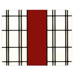 SHOJI - RED Double Sided Flano Blanket (Medium)  60 x50 Blanket Front