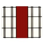 SHOJI - RED Double Sided Flano Blanket (Large)  80 x60 Blanket Front