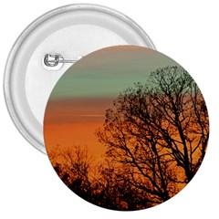 Twilight Sunset Sky Evening Clouds 3  Buttons