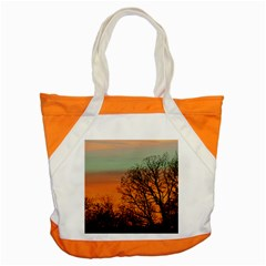 Twilight Sunset Sky Evening Clouds Accent Tote Bag