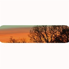 Twilight Sunset Sky Evening Clouds Large Bar Mats