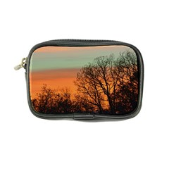 Twilight Sunset Sky Evening Clouds Coin Purse