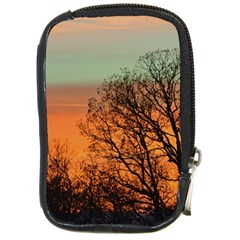 Twilight Sunset Sky Evening Clouds Compact Camera Cases